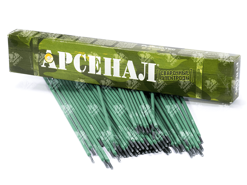 Электроды МР-3 АРС ТМ АРСЕНАЛ Ташкент